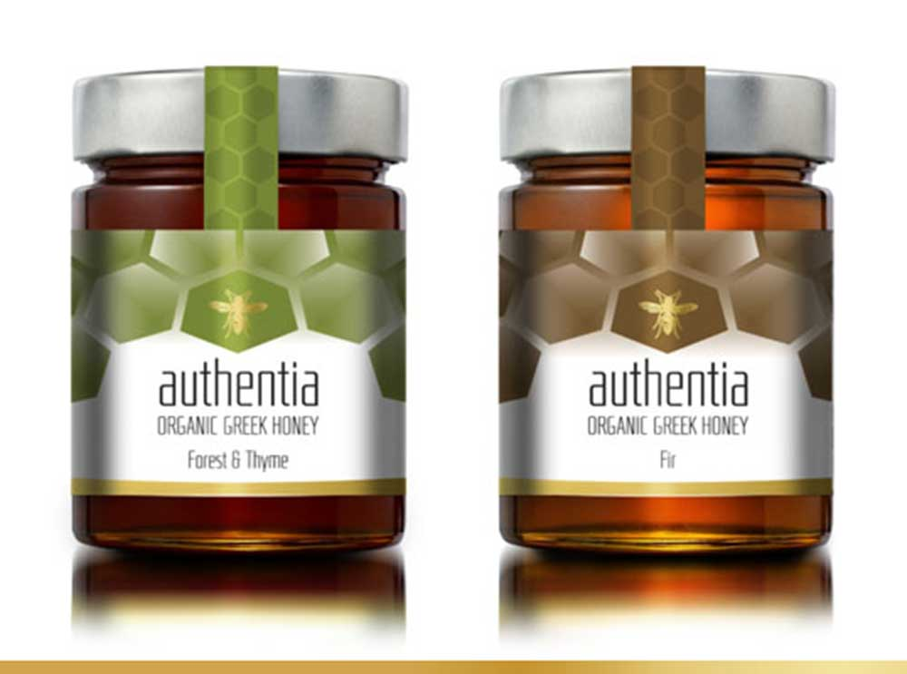 Authentia Honey