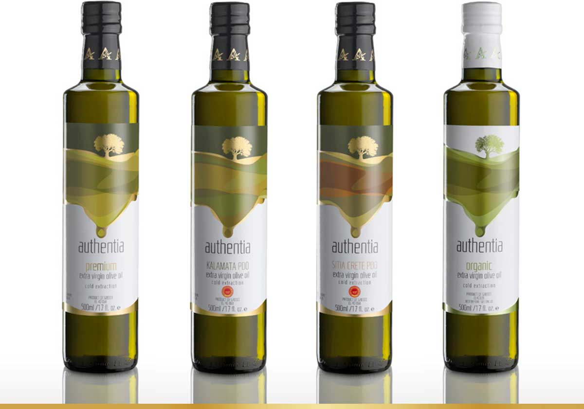 Authentia Olive Oils
