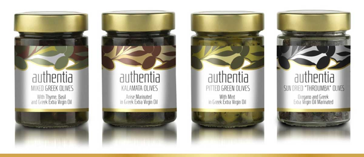 Authentia Olives
